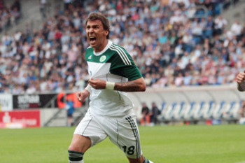 After saving VfL Wolfsburg from relegation, can Mario Mandzukic become the next Edin Dzeko