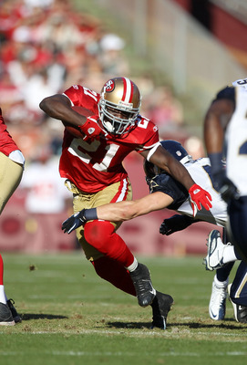 Frank Gore Is The 49ers Only Proven Running Back
