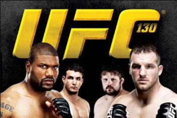 UFC 130 Rampage vs. Hamill May 28, 2011