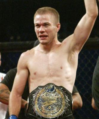 UFC bantamweight competitor, Michael McDonald