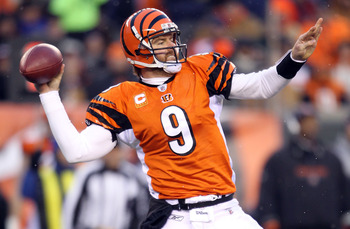 Where will Carson Palmer play in 2011?