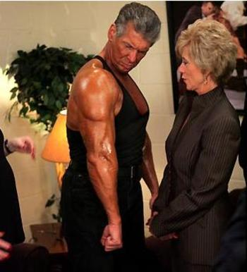wwe steroid scandal 1994