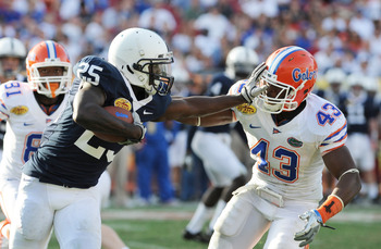 The Florida Gators likely won't be making an appearance on the regular season schedule for Penn State.