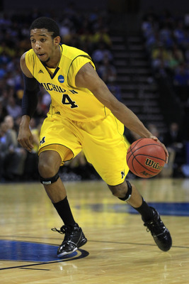 PG Darius Morris, Michigan