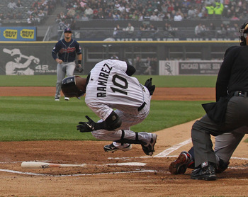 Alexei Ramirez wont be knocked down...at least past the No. 4 SS spot.