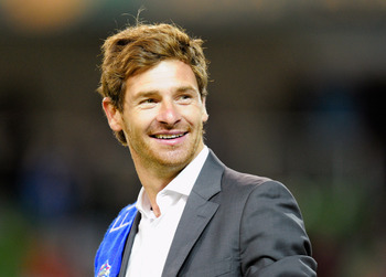 DUBLIN, IRELAND - MAY 18:  FC Porto Head Coach, Andre Villas Boas looks on after the UEFA Europa League Final between FC Porto and SC Braga at Dublin Arena on May 18, 2011 in Dublin, Ireland.  (Photo by Jamie McDonald/Getty Images)