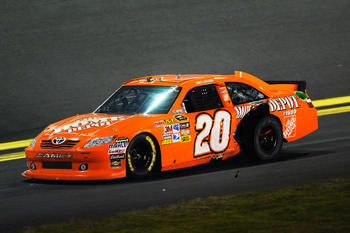 2011 has been a brutal season for Joey Logano and the #20 Home Depot team