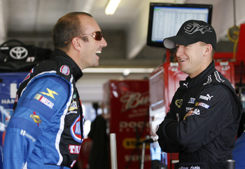 2011 has been all smiles for the RPM duo of Ambrose and Allmendinger