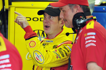 Kurt Busch has been extremely outspoken of displeasure with Penske Racing this season