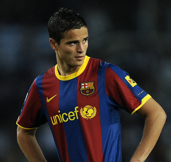 Ibrahim Afellay made a crucial substitute appearance against Real Madrid in the semi-final