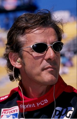 Arie Luyendyk holds Indianapolis 500 speed record 237 mph