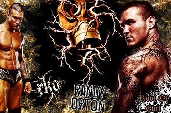 Randy Orton Legend Killer Logo WWE's Randy Orton: 5 R...