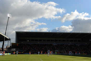 Bloomfield Road: In Dire Need of Under-soil Heating