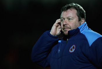 Blackpool Need a Coach Like Wally Downes
