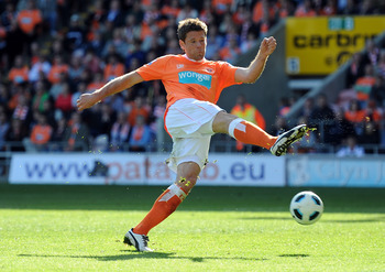 James Beattie Could Do Well For Blackpool in the Championship