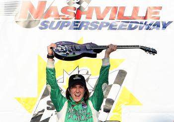 Winning at Nashville in 2008