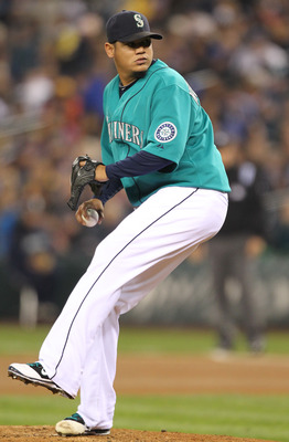 Felix may not even be the best starter during this stretch, but he has been on fire nonetheless.