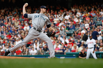 Doug Fister has suddenly become an effective starter for the Mariners.