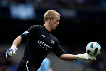 Joe Hart: Statistically The EPL's Best Goalkeeper