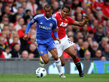 Ashley Cole: Done His Job Defensively