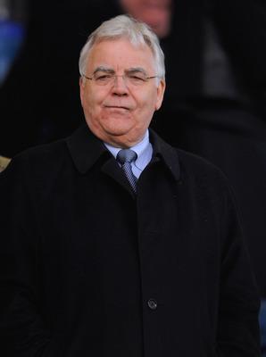 Bill Kenwright, Everton Chairman