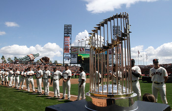 The 2010 World Champion San Francisco Giants