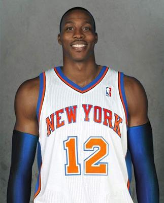 Dwight Howard, another prime option if the Knicks can land him through a trade.