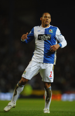 BLACKBURN, ENGLAND - FEBRUARY 02:  Jermaine Jones of Blackburn Rovers in action during the Barclays Premier League match between Blackburn Rovers and Tottenham Hotspur at Ewood Park on February 2, 2011 in Blackburn, England.  (Photo by Laurence Griffiths/
