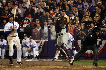 This is the last image of the Mets in the Playoffs.  The organization and its fans need something new to remember.