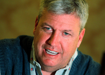 NEW ORLEANS, LA - MARCH 22:  New York Jets head coach Rex Ryan answers questions from the media during the NFL Annual Meetings at the Roosevelt Hotel on March 22, 2011 in New Orleans, Louisiana. Despite a NFL owners imposed lockout in effect since March 1