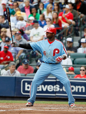 Ryan Howard Sporting a Classy Throwback