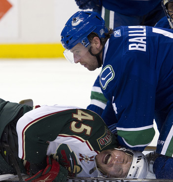 Vancouver and Minnesota have been fierce rivals since the Wild came into the NHL in 2000.