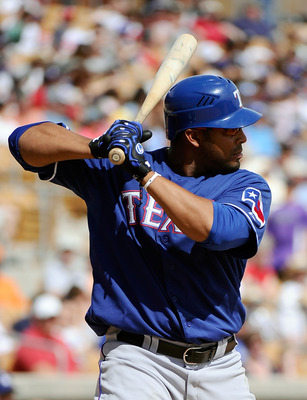 Nelson Cruz will bolster the Rangers offense when he returns.