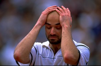 Andre Agassi reveals the secret of his success.