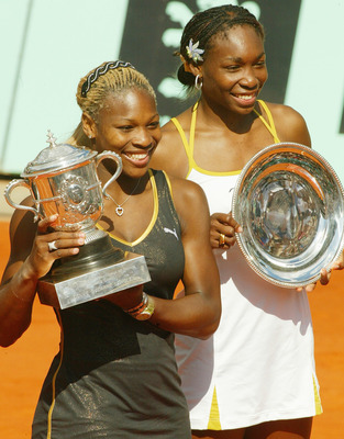 Serena and Venus Williams.