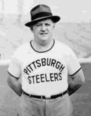 Bert Bell now with the Steelers after the swap of franchises