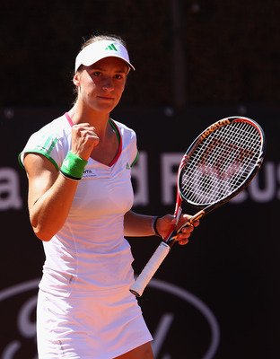 Andrea Petkovic in 2011.