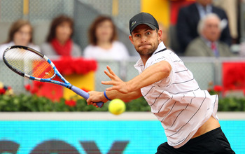 Andy Roddick in 2011.