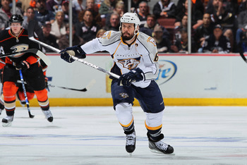 Weber emerged a a leader and offensive threat propelling Nashville into the playoffs