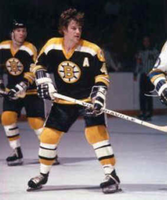 Bobby Orr- Simply the best ever to play on the blueline in the playoffs