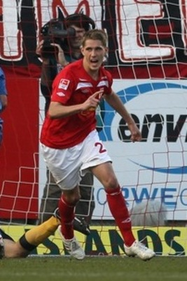 Nils Petersen - Leading Scorer in the Second Division