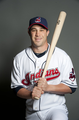 GOODYEAR, AZ - FEBRUARY 22: Jason Kipnis #72 of the Cleveland Indians poses during their photo day at the Cleveland Indians Spring Training Complex on February 22, 2011 in Goodyear, Arizona. (Photo by Rob Tringali/Getty Images)