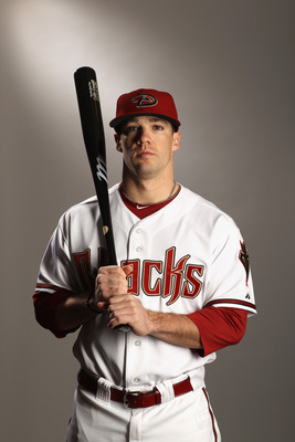 SCOTTSDALE, AZ - FEBRUARY 21:  Collin Cowgill #70 of the Arizona Diamondbacks poses for a portrait at Salt River Fields at Talking Stick on February 21, 2011 in Scottsdale, Arizona.  (Photo by Ezra Shaw/Getty Images)