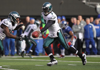 Michael Vick and LeSean McCoy