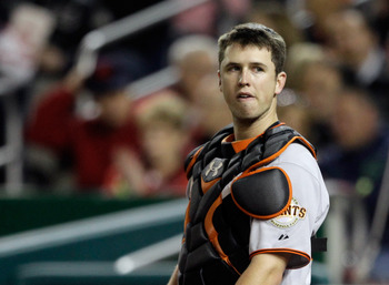 Buster Posey Will Be Out For A Long Time