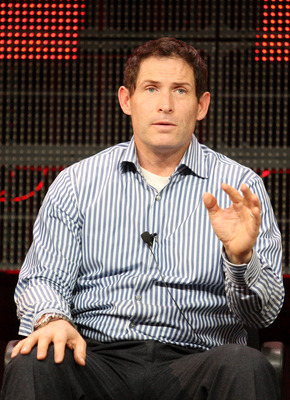 PASADENA, CA - JANUARY 05:  NFL Hall of Famer Steve Young speaks onstage during the 'Year of the Quarterback' panel at the ESPN portion of the 2011 Winter TCA press tour held at the Langham Hotel on January 5, 2011 in Pasadena, California.  (Photo by Fred