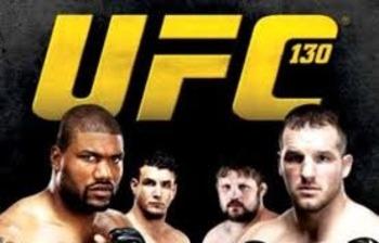 UFC 30: Quinton Jackson vs. Matt Hamill