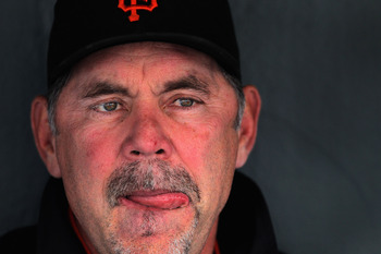 Some of Bochy's recent decisions have this writer baffled