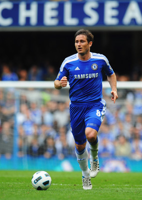 Will Lampard continue to be the face of Chelsea? He will be turning 33 in June