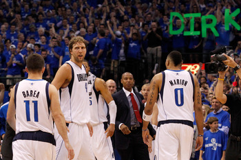 Can Dirk Nowitzki lead the Dallas Mavericks against the Miami Heat and claim the franchise's first ever NBA Championship?